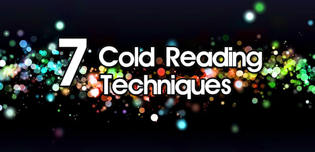 cold reading techniques