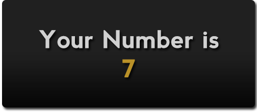 number is 7